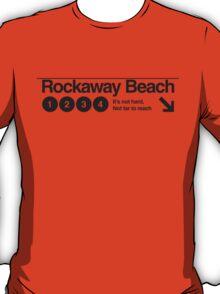 Rockaway Beach T-Shirt