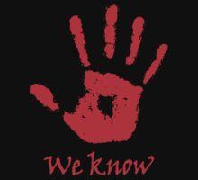 We Know by Krkn