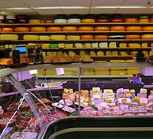 Amsterdam's Best Cheese Shop on the Dam by Ren Provo