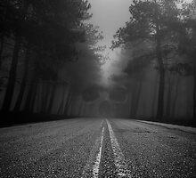 Dark Road by George Mastoridis