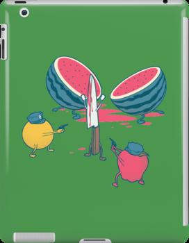 Melon massacre by MrBliss4