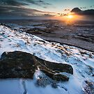 Shutlingsloe Sunset by James Grant