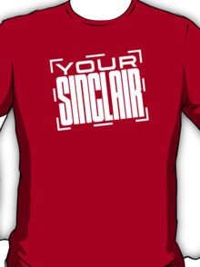 Your Sinclair T-Shirt