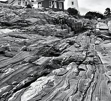 Pemaquid Lite, Maine by fauselr