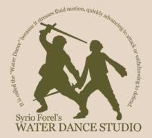 Water Dance Studio T-Shirt