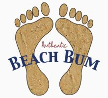 Authentic Beach Bum by pjwuebker