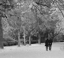 A walk in the park by Zaiche01