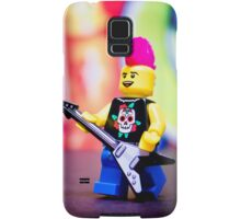 Rock Star Samsung Galaxy Case/Skin
