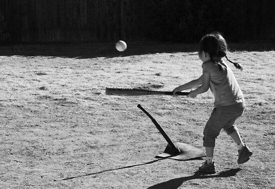 Sandlot T-Ball by Chet  King