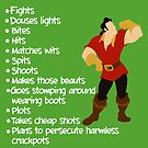 Like Gaston by nimbusnought