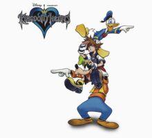 Kingdom Hearts shirt  by brodo458