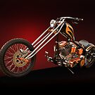 Chopper #4 by DaveKoontz