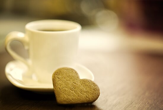 love coffee.. by Michelle McMahon