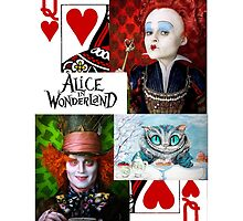 ALICE IN WONDERLAND  by henryhf