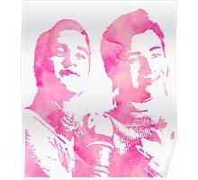 kurt & blaine Poster