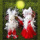 March bunnies  by kseniako