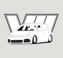 GolfR Graphic Tee by VolkWear