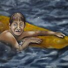 Boy in the River by KeLu