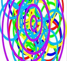 The circles  by henryhf