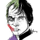 The Darkside of Mark Hamill by kagcaoili