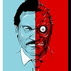 Harvey &quot;Two Face&quot; Dent  by kagcaoili