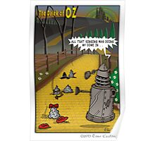 The Dalek Of OZ Poster