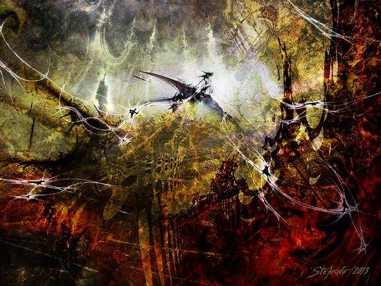 Dragon Realms by Stefano Popovski