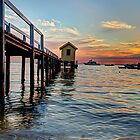Pier house by collpics