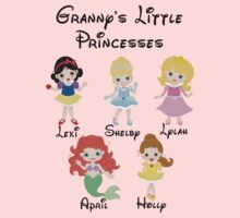 Custom Grandma Mommy Princess  DO NOT PURCHASE THIS SAMPLE. SEE DESCRIPTION by sweetsisters