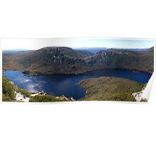 Dove Lake - Tasmania Poster