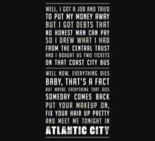 Atlantic City - Springsteen by Matt Haysom