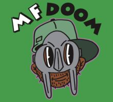 MF DOOM (MJM Collection) *Color* by montroltd