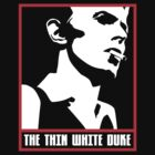 David Bowie Thin White Duke by Celticana