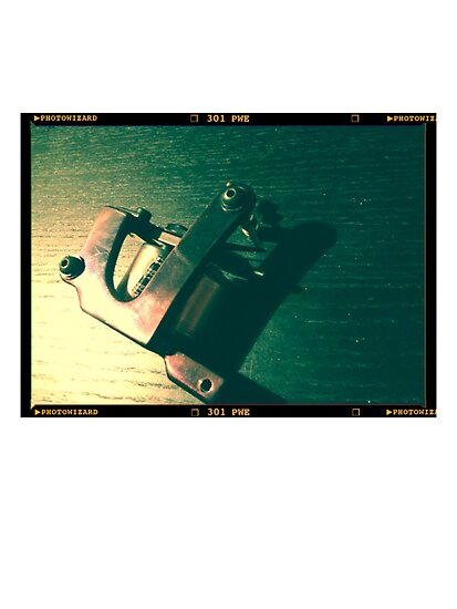 Tattoo machine 11 by gracejc