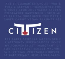 Toronto Citizen by DenizenTO