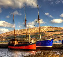 The Vital Spark by derekbeattie