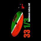 Vinyl - 33 1/3 Maximum Rock & Roll by Paul Shellard