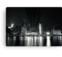 Gotham - New York City Canvas Print