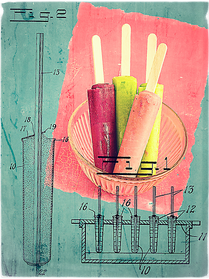 Invention of the Ice Pop by Edward Fielding