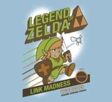 Legend of Zelda - Mario 2 Box Art - Style by worldcollider