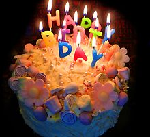 Happy Birthday! by Mark Haynes Photography