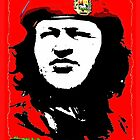 Hugo Chavez greeting cards & postcards by MURRAY BROUGH