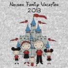 Personalized Disney Vacation Family ~BUBBLEMAIL ME FOR YOUR CUSTOM LISTING~  by sweetsisters