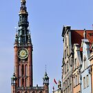 City of Gdansk, Poland. by FER737NG