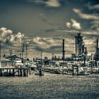 PORT Adelaide WHARF by robyn70