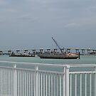 Harbor at Ft. Pierce, Florida by BCallahan