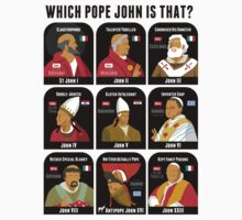 The Pope Johns by Chris Rees