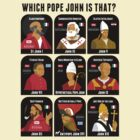 9 Pope Johns, CR selection by Chris Rees