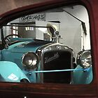 Hooters' Hupmobile in the Garage by SeeOneSoul