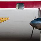 Connie Lockheed L-1049 Super Constellation by palmerphoto